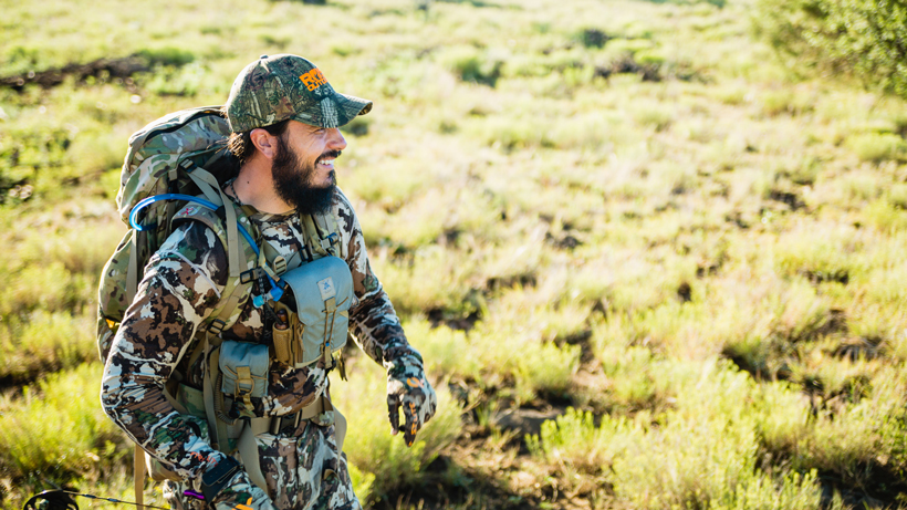 First Lite hunting clothing