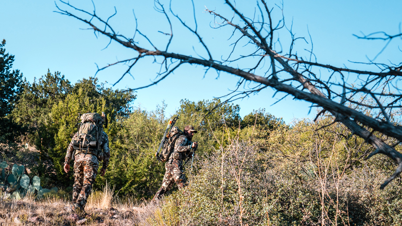 How to hunt year-round
