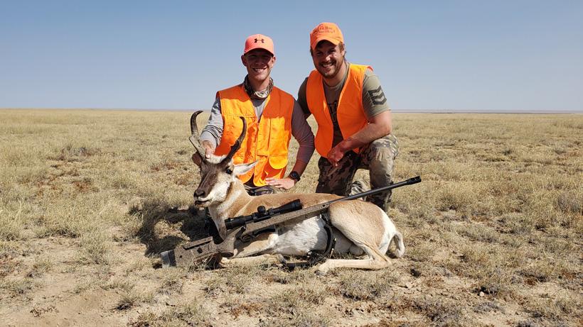 Antelope down - Jake Horton