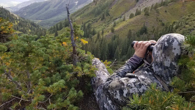 Understanding thermals and how elk use them