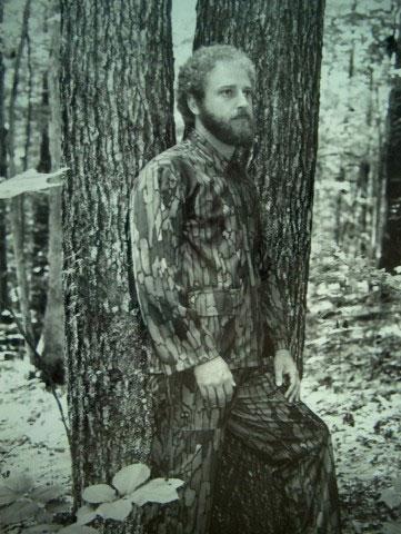 Jim Crumley's Treebark Camo