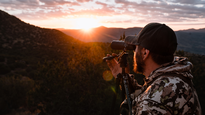 How much time do you need on a western hunt?