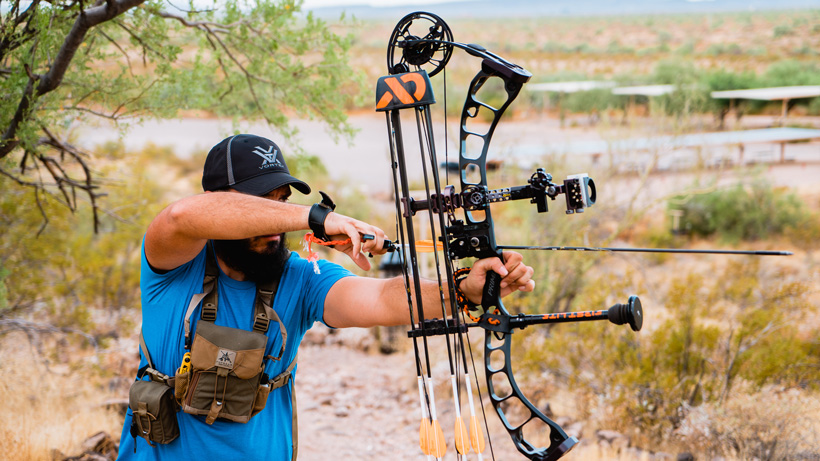 Three reasons why your arrow isn't hitting the bullseye consistently