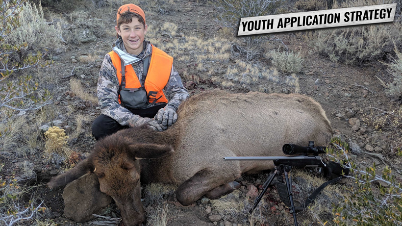 Youth Application Strategy — Take Your Kids Hunting
