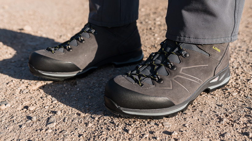 November INSIDER Giveaway - 10 Lowa Baldo GTX Boots