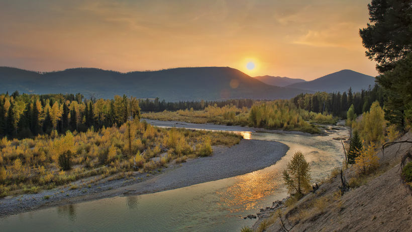 Montana land purchase