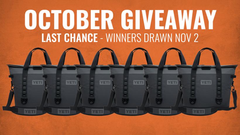 October Last Chance!!