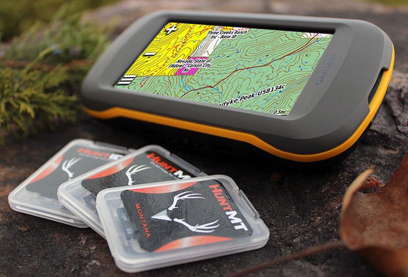 onXmaps hunting GPS chip