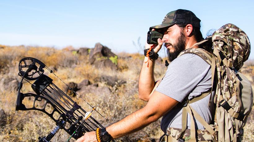 Rangefinding binoculars vs. regular rangefinders