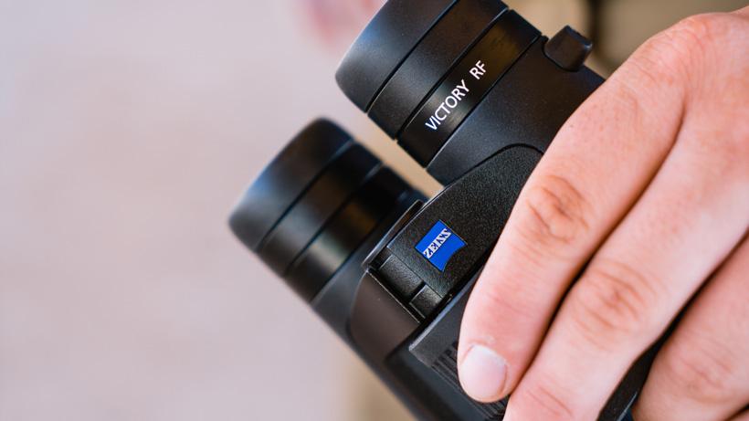 Rangefinding binoculars
