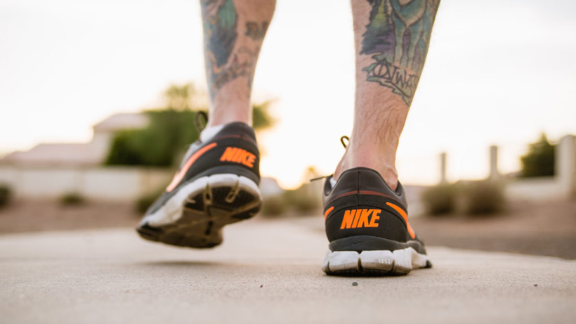 running just do it