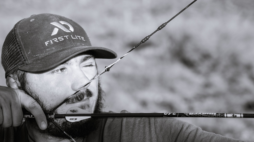 Three reasons for shooting a bow with both eyes open