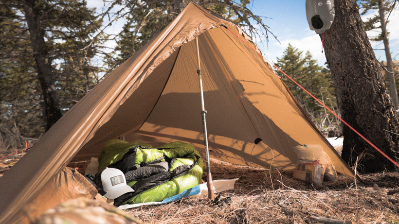 Three ways to get efficient sleep in the backcountry