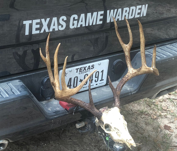Social media leads Texas game wardens to a poacher
