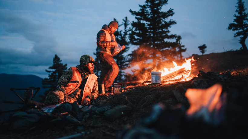 Things to consider before setting up camp