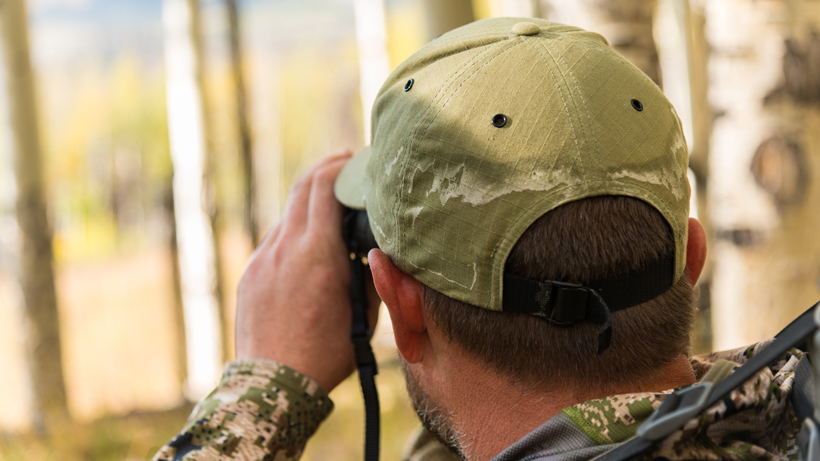E-scouting for elk