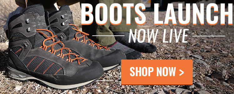 goHUNT Boots Now Live