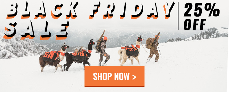 Black Friday Sale Now Live