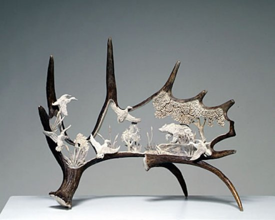 Most Creative Ways To Display Shed Antlers Gohunt