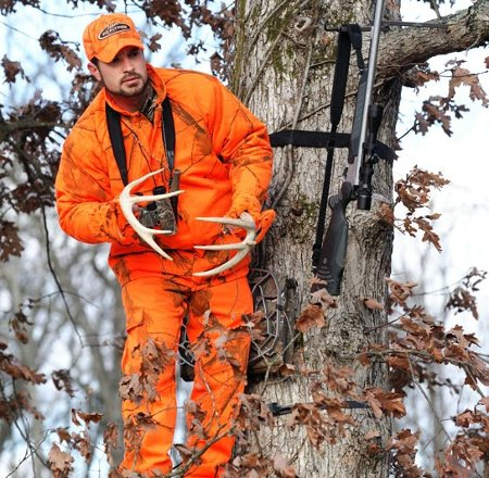 Realtree Camo Hat >> Pumpkins and hunters - taking blaze orange to the extreme ...