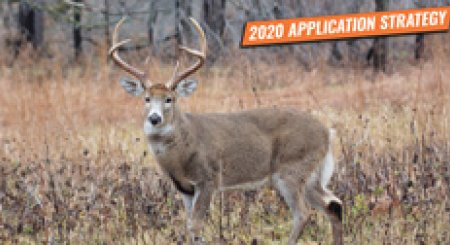APPLICATION STRATEGY 2020: Kansas Deer