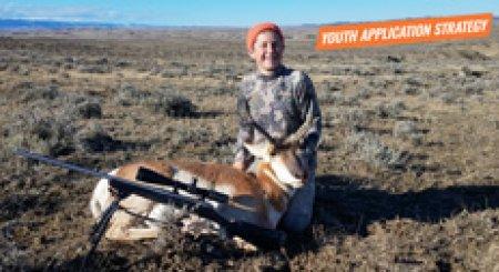 2019 Nevada, New Mexico, Oregon, Utah & Wyoming youth hunting information