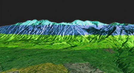 Elevation bands — Why this is a powerful layer for research