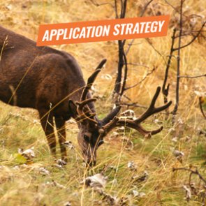 APPLICATION STRATEGY 2018: California Deer and Antelope