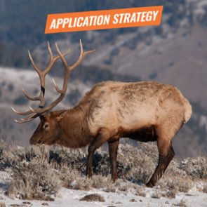 APPLICATION STRATEGY 2018: Colorado Elk and Antelope