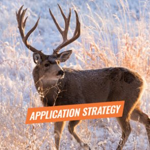 APPLICATION STRATEGY 2018: Wyoming Deer and Antelope