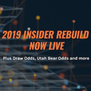 INSIDER Rebuild Now Live For 2019!