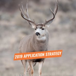 APPLICATION STRATEGY 2019: Nevada Mule Deer