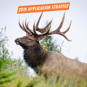APPLICATION STRATEGY 2019: Oregon Elk and Antelope