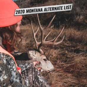 2020 Montana combination license alternate's list now available