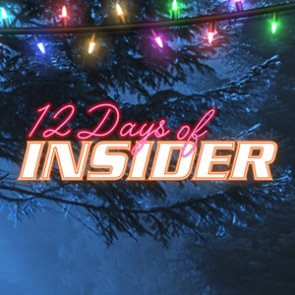 12 Days of INSIDER — Our Biggest Giveaway of the YEAR!