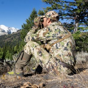 8 Piece Layering System For Western Hunters