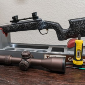 Accurately mounting a riflescope for a precision hunting rifle