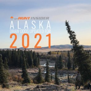 Alaska Draw Odds Now Updated for 2021