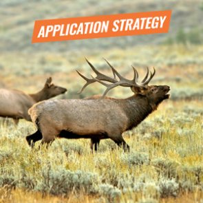 APPLICATION STRATEGY 2018: Utah Elk and Antelope