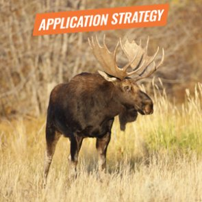 APPLICATION STRATEGY 2018: Utah Sheep, Moose, Goat, Bison