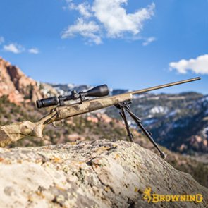 April INSIDER giveaway: 5 Browning X-Bolt SPEED Rifles