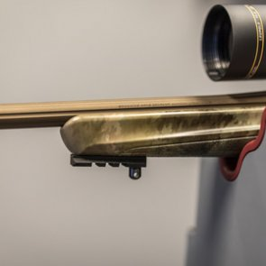 How to add a bipod picatinny rail mount to a rifle