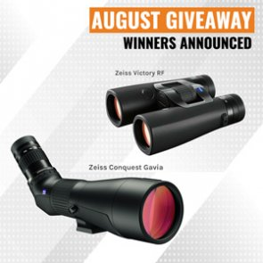 Zeiss winners announced: Two people just won amazing optics!