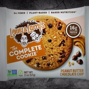 BACKCOUNTRY BAR REVIEW: Lenny & Larry's Complete Cookie