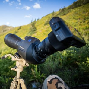 A complete overview of the best digiscoping setups for hunting
