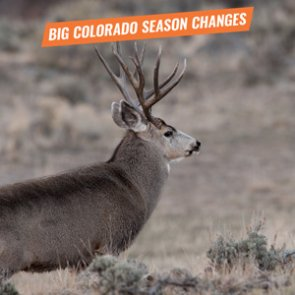 Colorado's 2020-2026 new hunting season dates... how will they impact you?