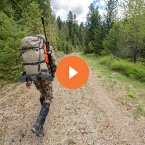 2021 spring black bear hunting gear list — everything for a backpack hunt