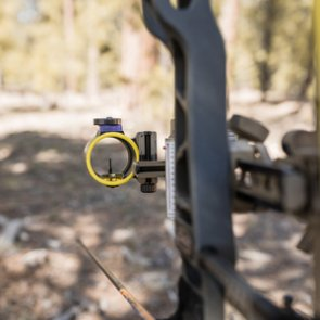 Single pin vs. multi-pin bow sights