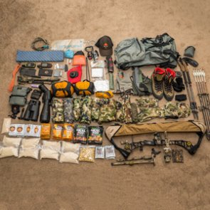 Brady Miller's backcountry hunting gear list breakdown - revisited for 2017