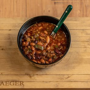 The best chili recipe of all time? Brady Miller thinks so.